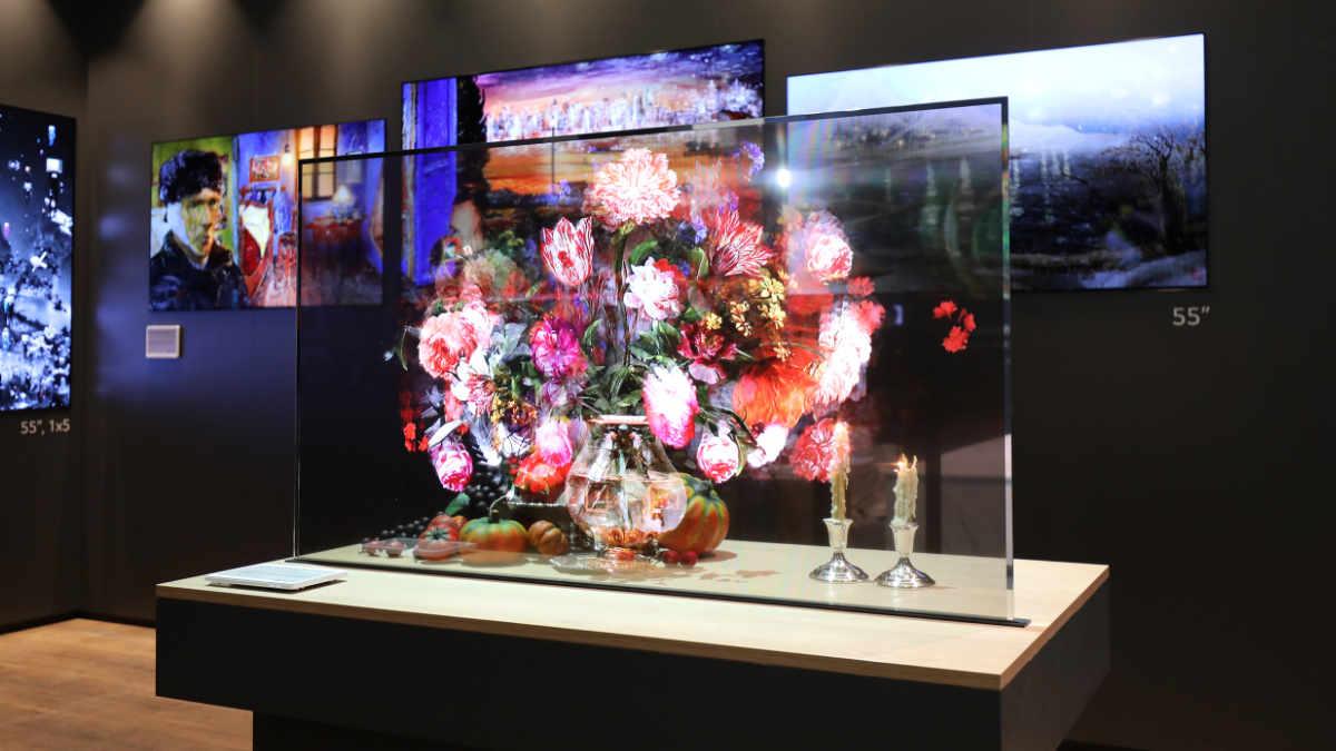 LANG verstärkt die Partnerschaft mit LG in der OLED Distribution