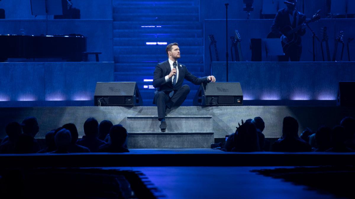 Solotech beschallt Michael Bublé mit Meyer Sound