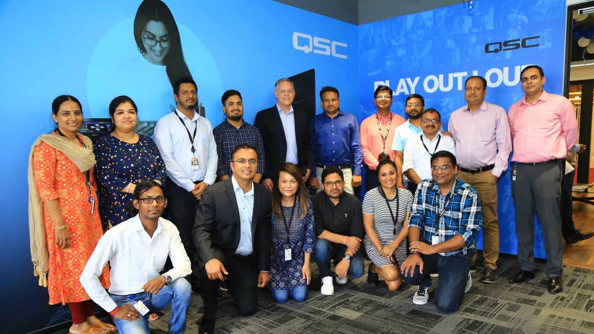 QSC eröffnet neue SAARC-Zentrale in Bengaluru