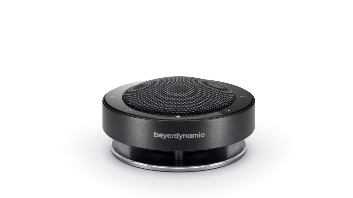 beyerdynamic präsentiert das Wireless Bluetooth Speakerphone PHONUM