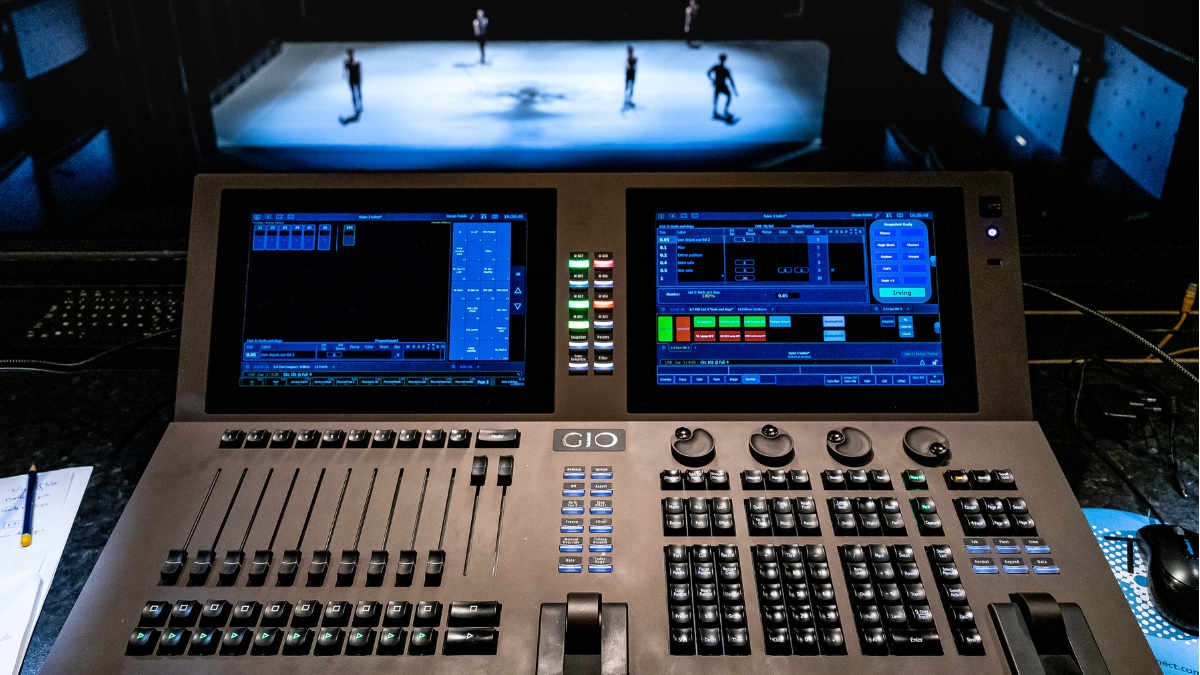 Die Opéra de Lyon investiert in ETC und High End Systems