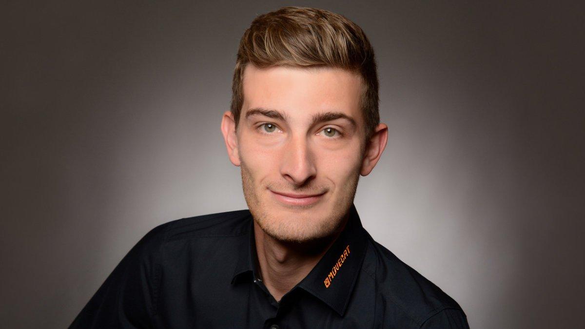 Florian Pfeiffer verstärkt Movecat