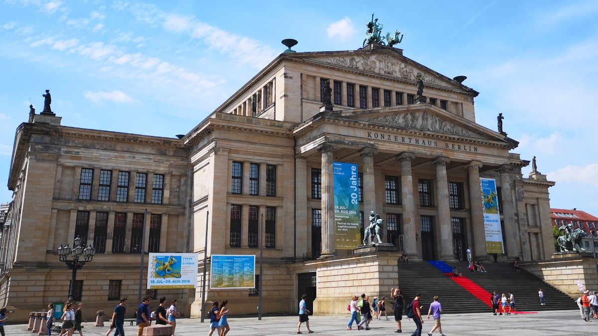 Deutschlandpremiere für Stage Tec AVATUS im Konzerthaus Berlin