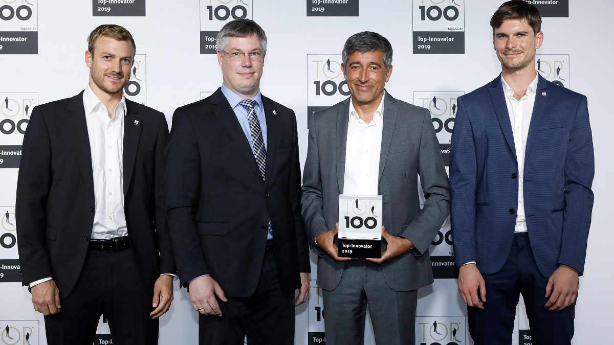 Movecat erhält zum dritten Mal den Top 100 Award