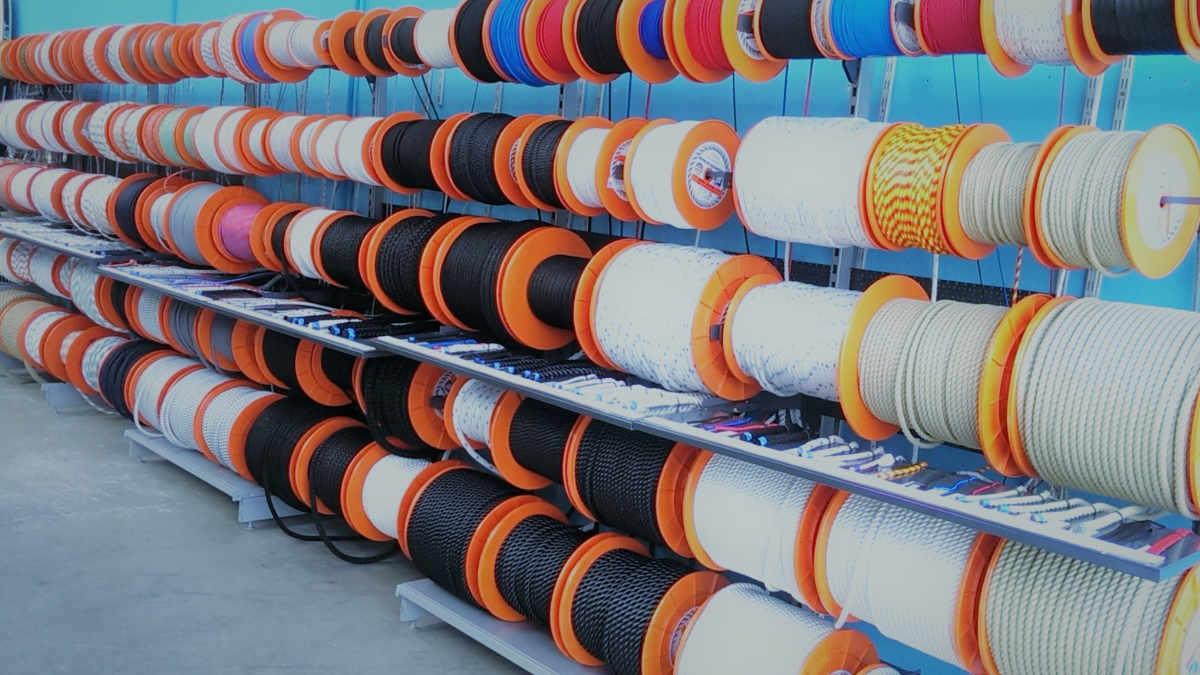 SEILFLECHTER vertreibt Seilspulen im Pfandsystem