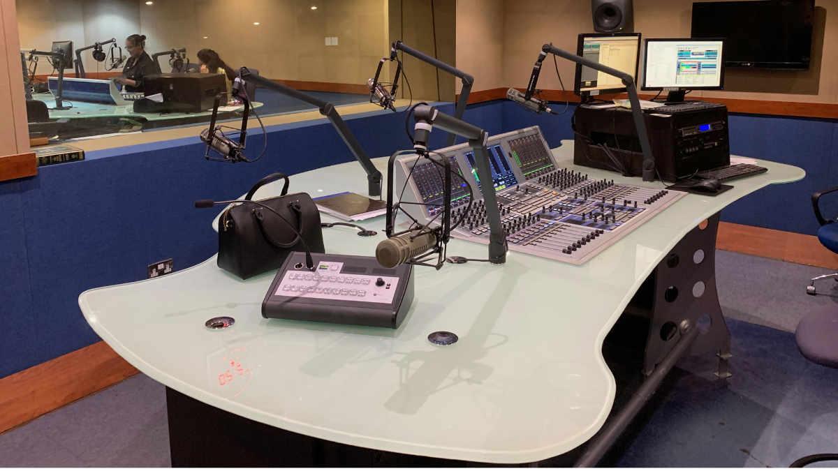 Radio Kuwait erweitert sein Stage Tec NEXUS-Netz