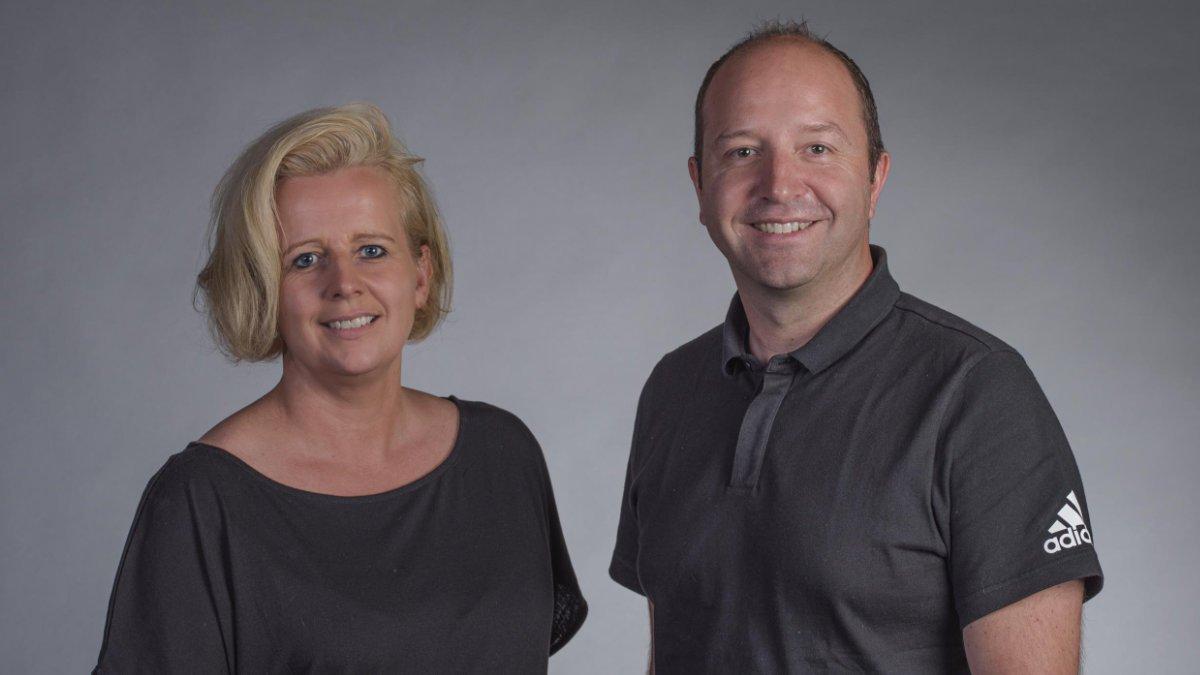 Nadine Dohmen und Rene Lohmar verstärken dBTechnologies