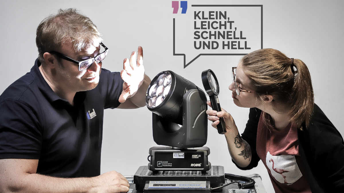 fournell Showtechnik investiert in ROBE LEDBeam 150