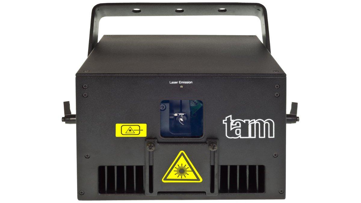 Die Laserworld Group stellt das tarm 2.5 Lasersystem vor