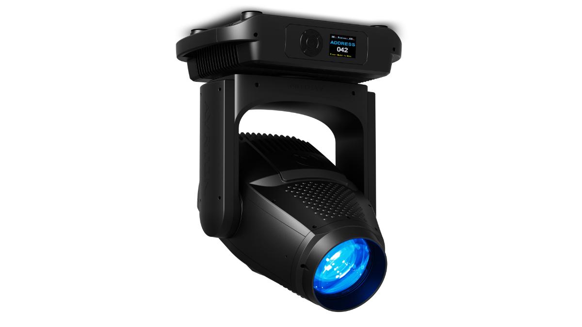 Ayrton präsentiert den IP65 klassifizierten LED-Profiler Perseo