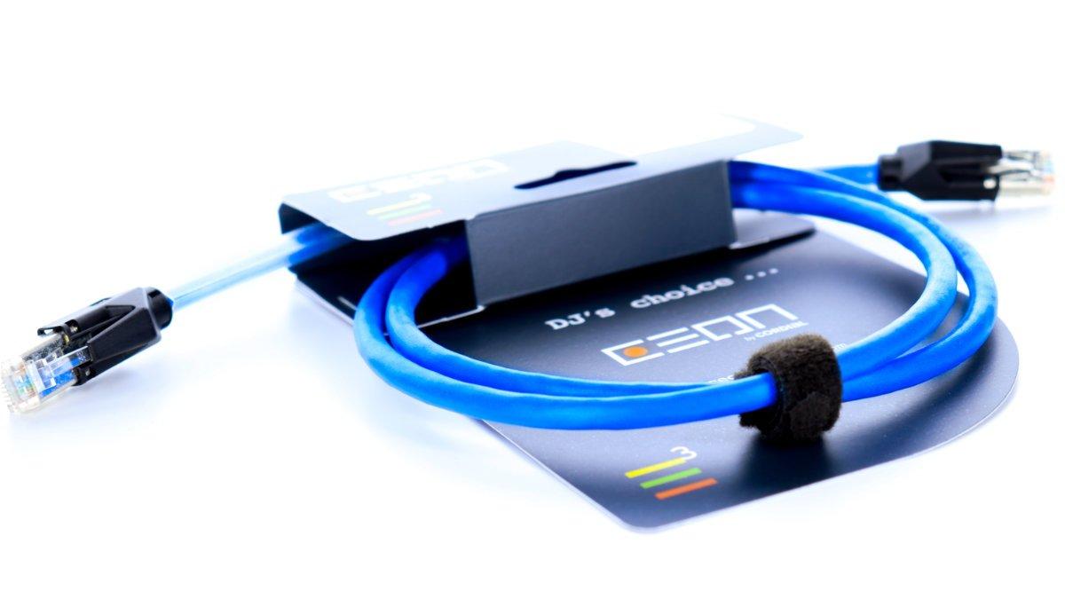 Cordial CSE HH 7 CEON BLUE für DJ-Anwendungen vorgestellt