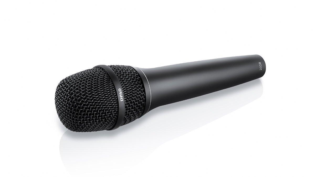 DPA 2028 Gesangsmikrofon vorgestellt