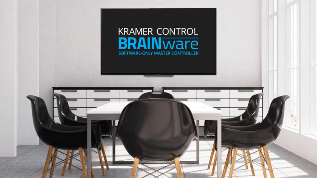 Kramer BRAINware für BRAVIA Displays