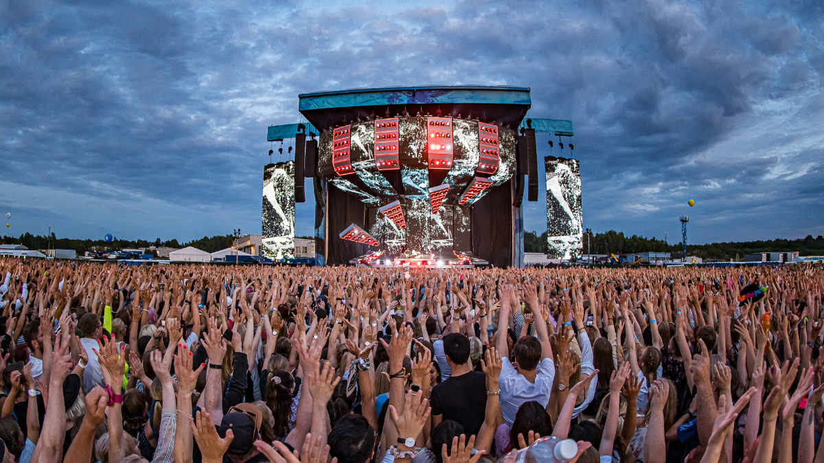Meyer Sound beschallt die erfolgreichste Tour aller Zeiten