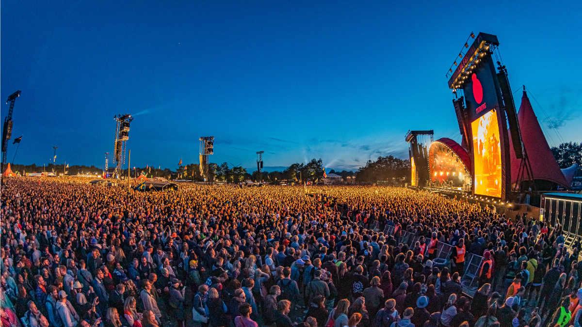Meyer Sound beschallt das Roskilde Festival