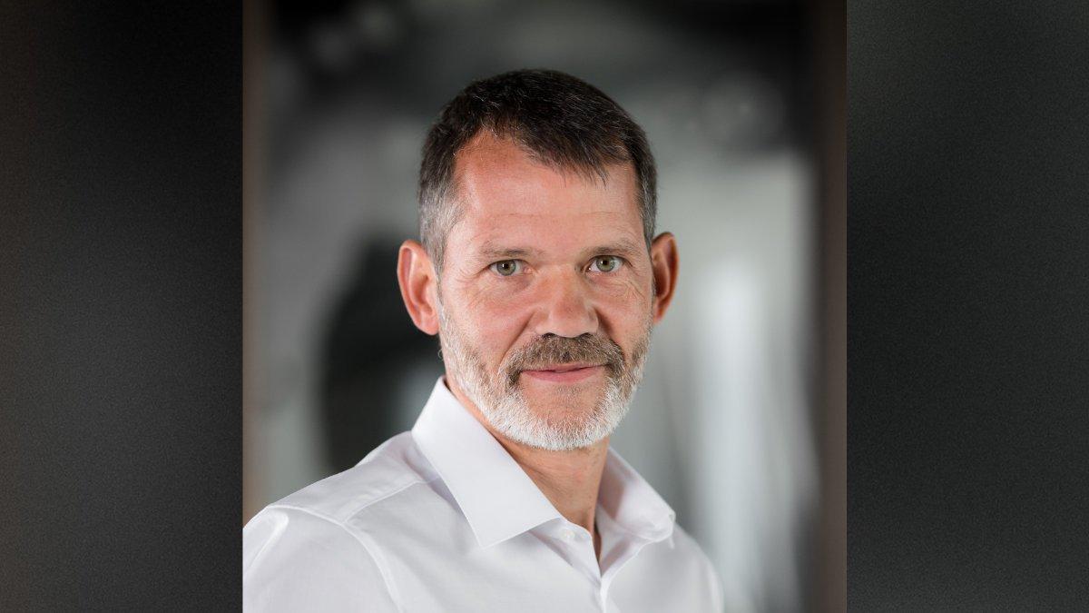Andreas Zenker verstärkt das Vertriebsteam von Shure