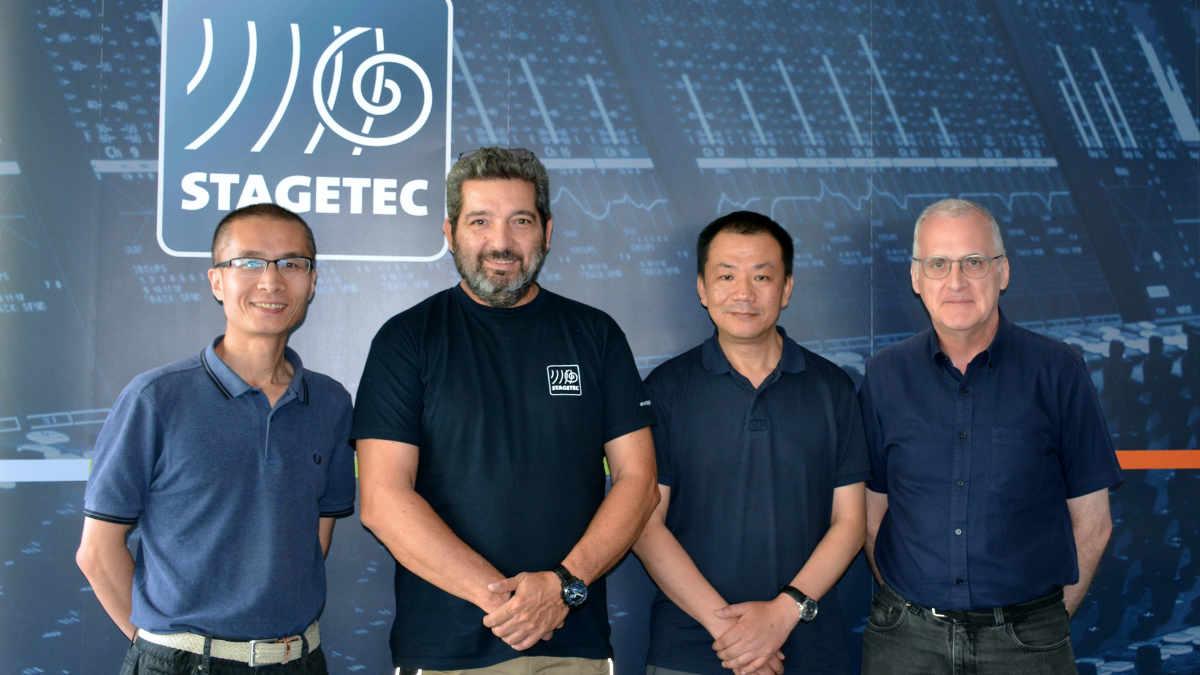 Stage Tec schliesst neue Vertriebspartnerschaft in China ab