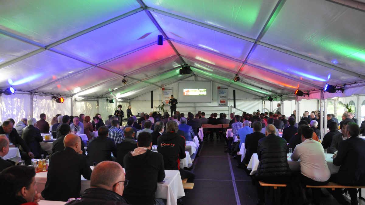 COMM-TEC veranstaltet den S14 Solutions Day