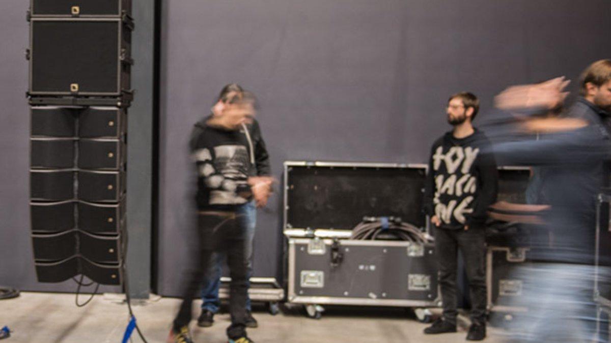 Die Wilhelm & Willhalm Academy bietet L-Acoustics Schulungen an
