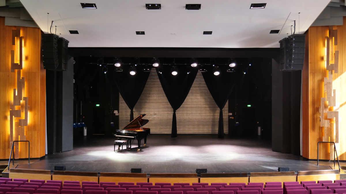 Meyer Sound im Sauerland-Theater