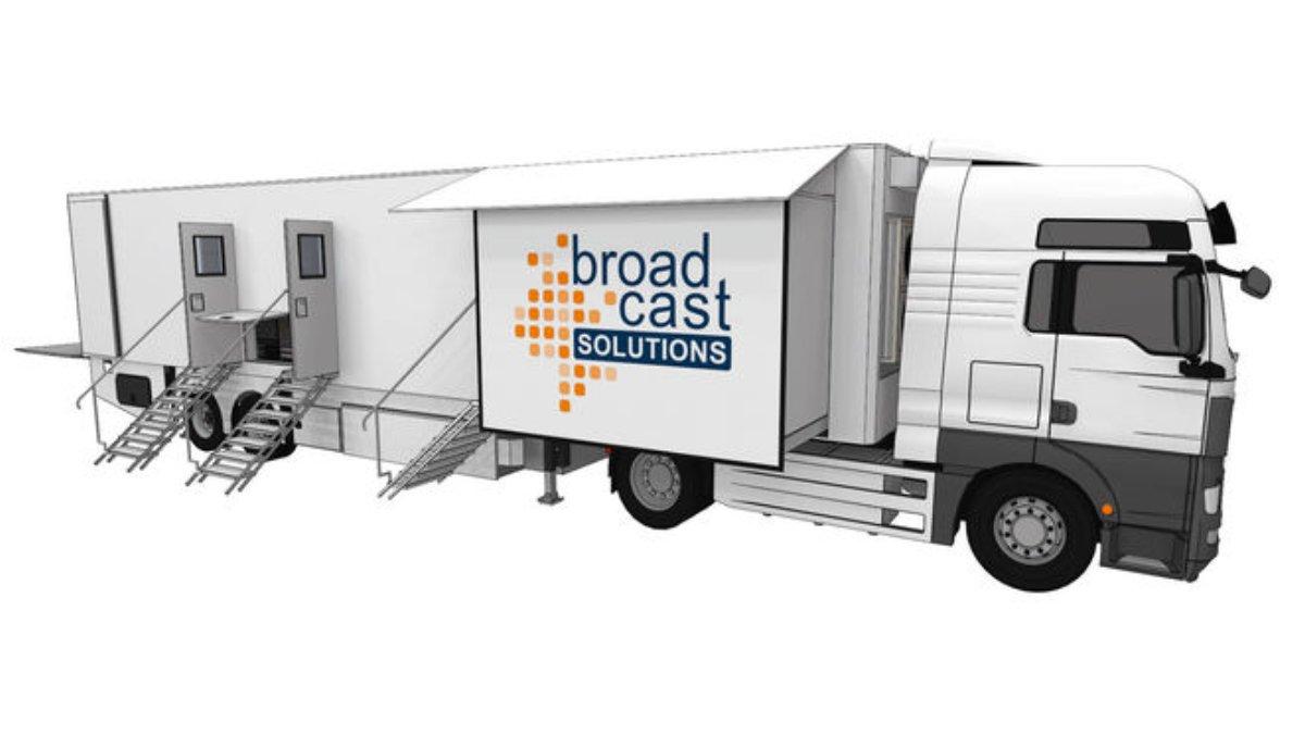 Broadcast Solutions bietet Plattform für gebrauchten Ü-Wagen an