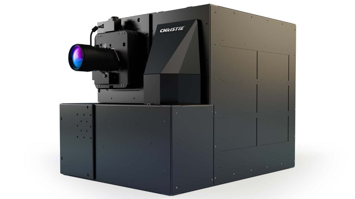 Christie stellt den 4K-RGB-Pure-Laserprojekt Eclipse vor