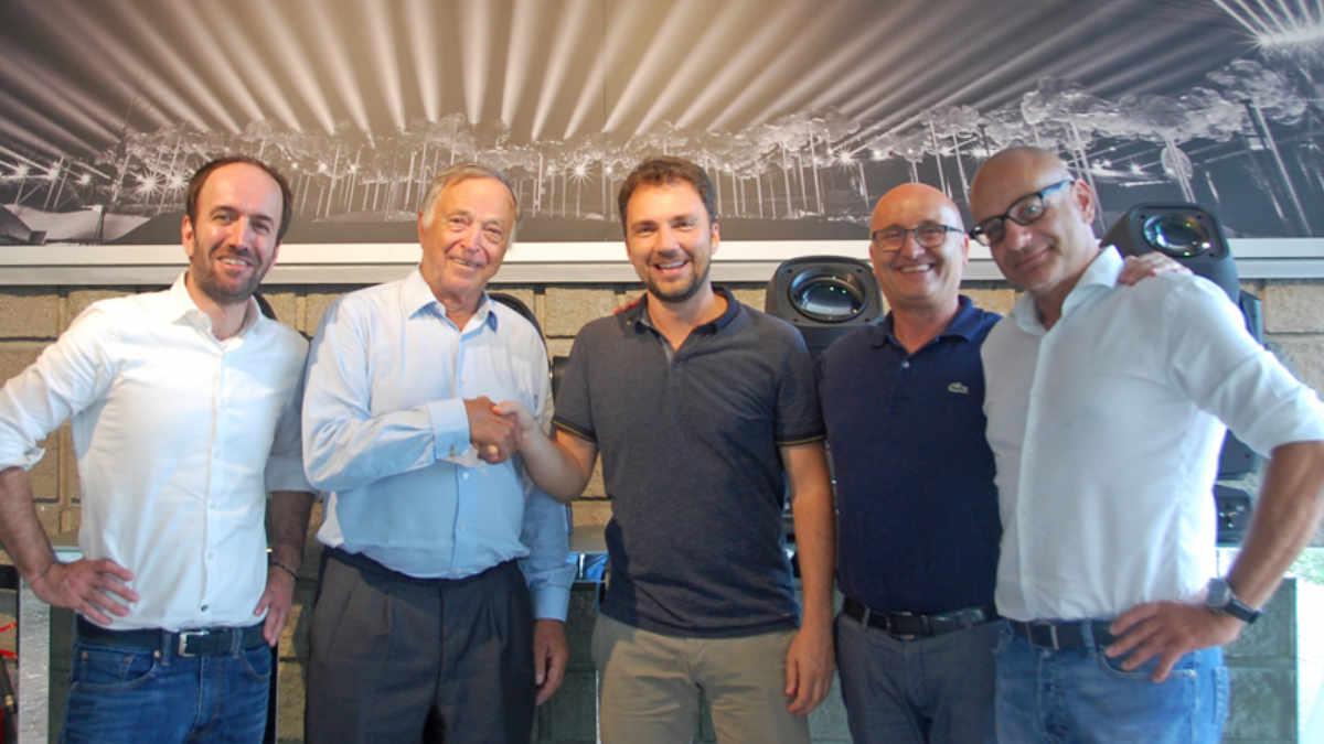 LB-electronics vertreibt Claypaky in Österreich