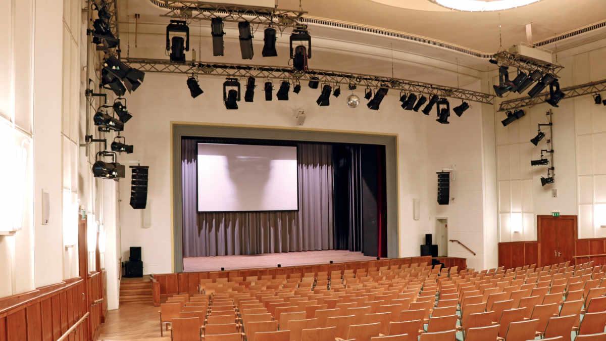 IT AUDIO installiert im Kultur- und Festspielhaus Wittenberge ein System von Meyer Sound