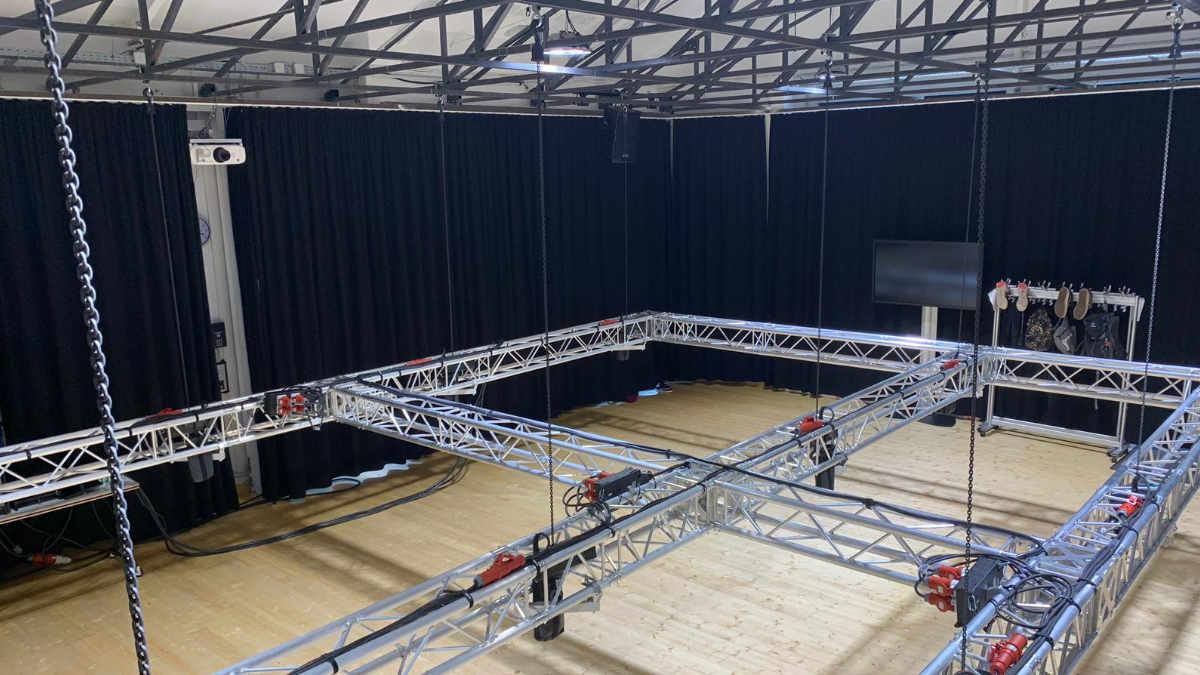 Die Technische Hochschule Mittelhessen setzt auf Prolyte und Stagemaker