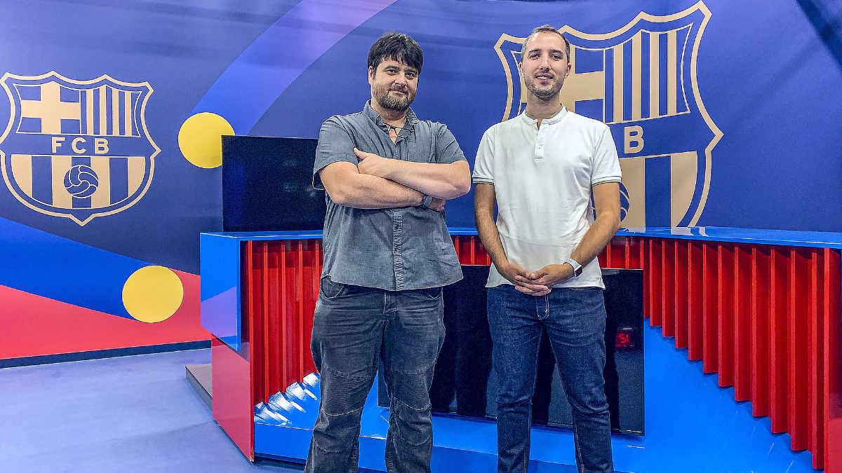 Riedel vernetzt Camp Nou und die Barça Studios