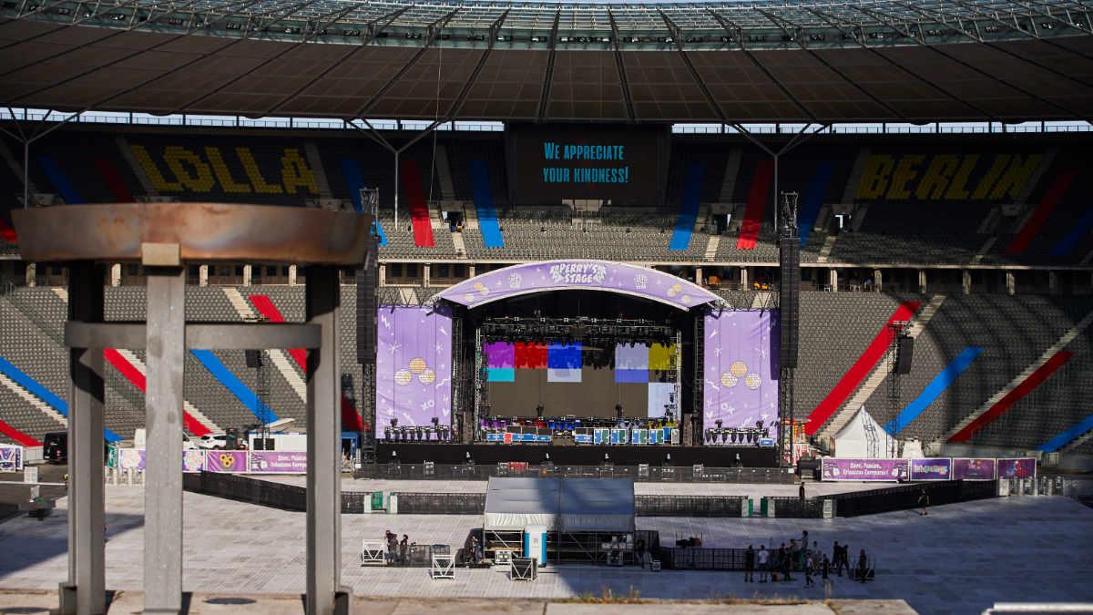 Stageco Deutschland-Chef Dirk Lauenstein zieht positive Bilanz