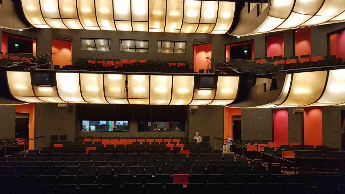 Stage Tec AVATUS für das Staatstheater Mainz