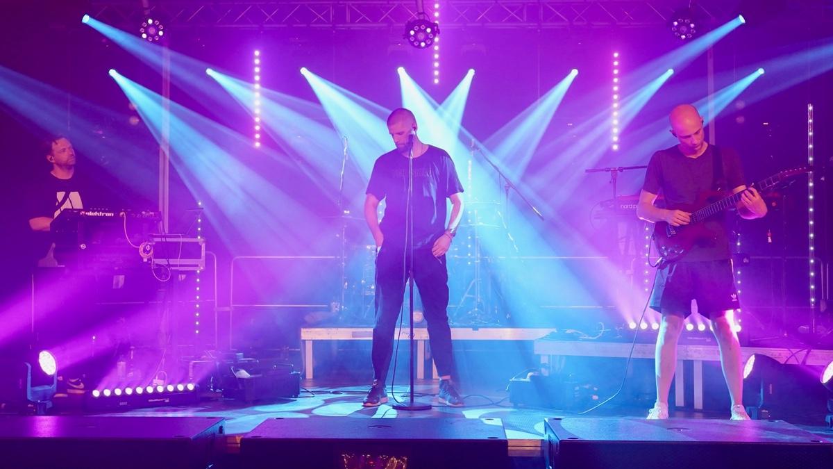 Sönke Goldsweer setzt bei der beatcon auf CHAUVET DJ