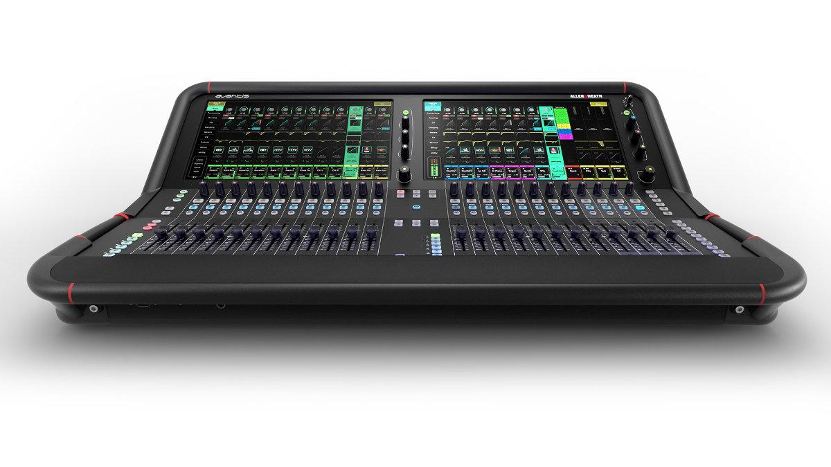 Allen & Heath präsentiert mit Avantis einen neuen Digitalmixer mit 96 kHz