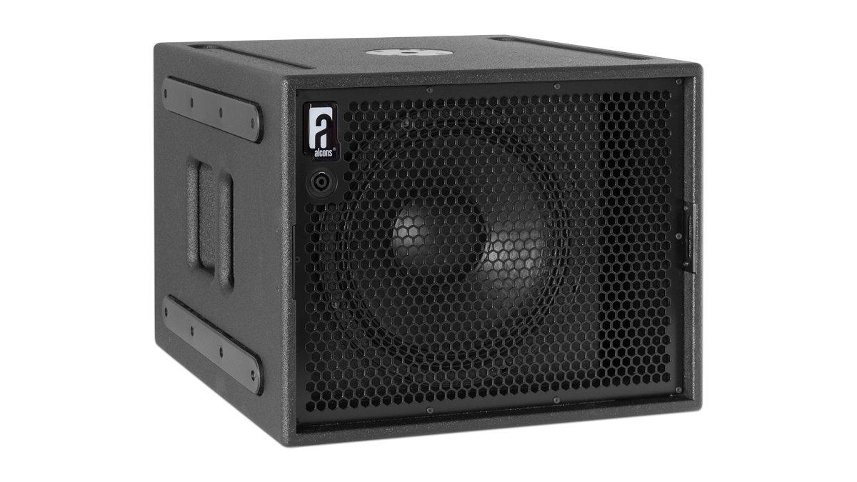 Alcons Audio stellt BF121 Subwoofer vor