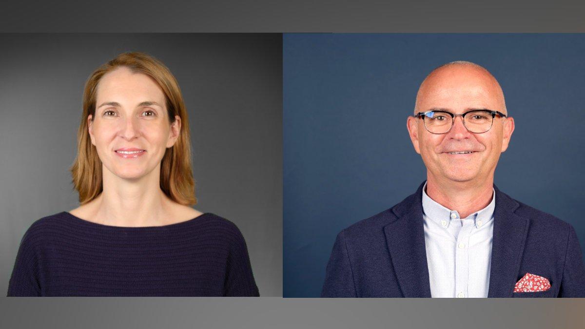 Anna Csontos und Markus Winkler übernehmen bei QSC mehr Verantwortung