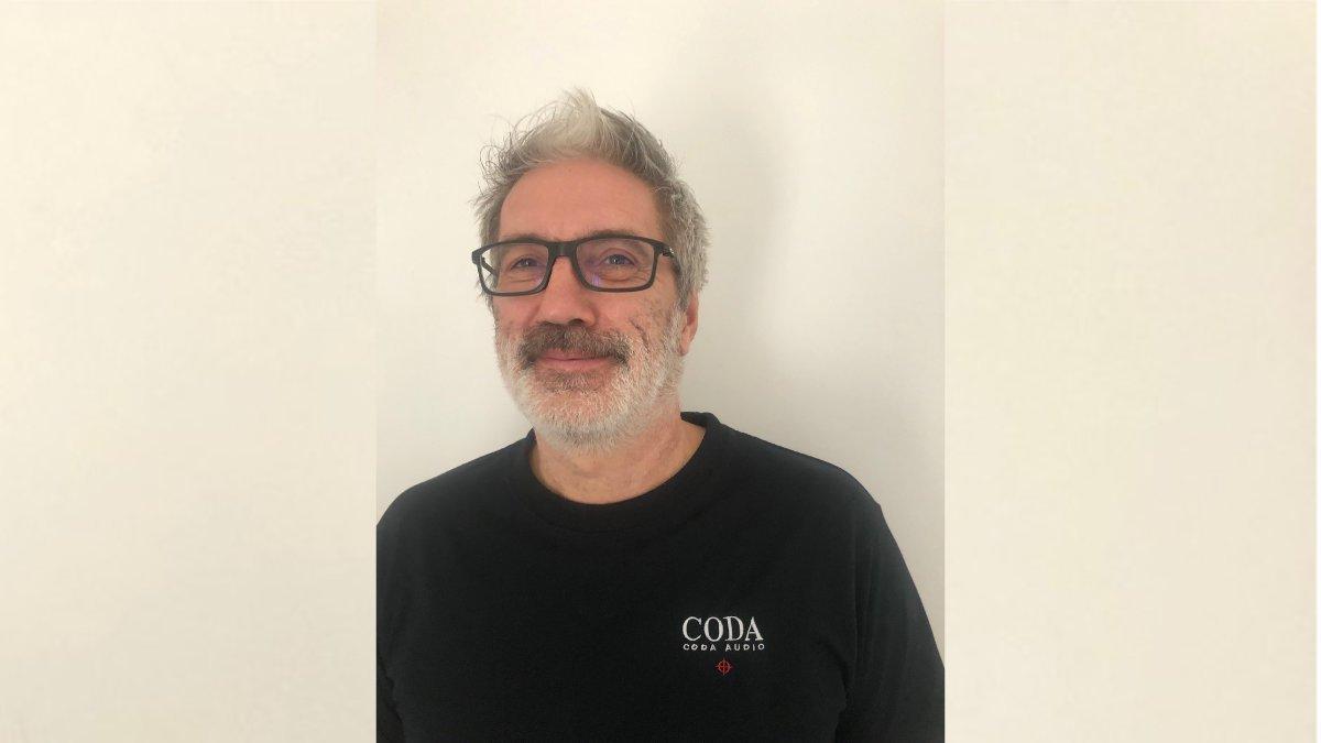 Dirk Maron verstärkt CODA Audio