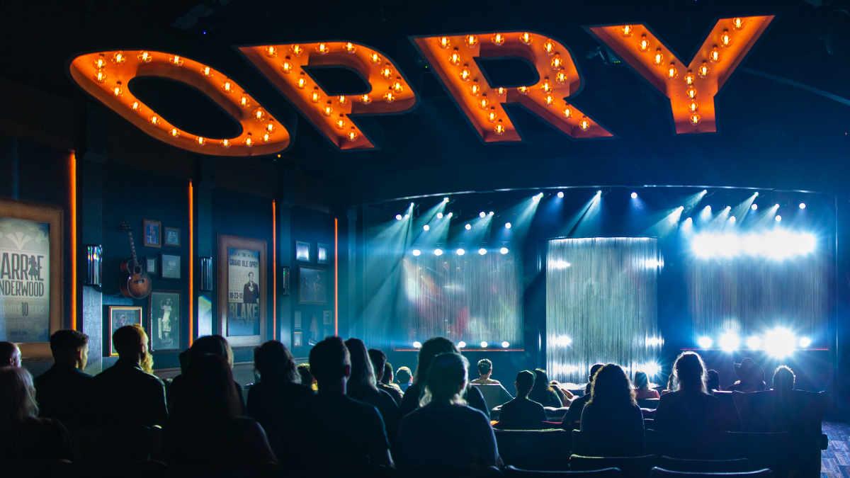 The Grand Ole Opry setzt auf GLP