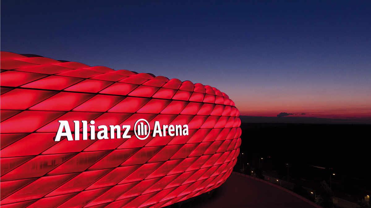 Müller-BBM und Wilhelm & Willhalm installieren L-Acoustics Kara in der Allianz Arena
