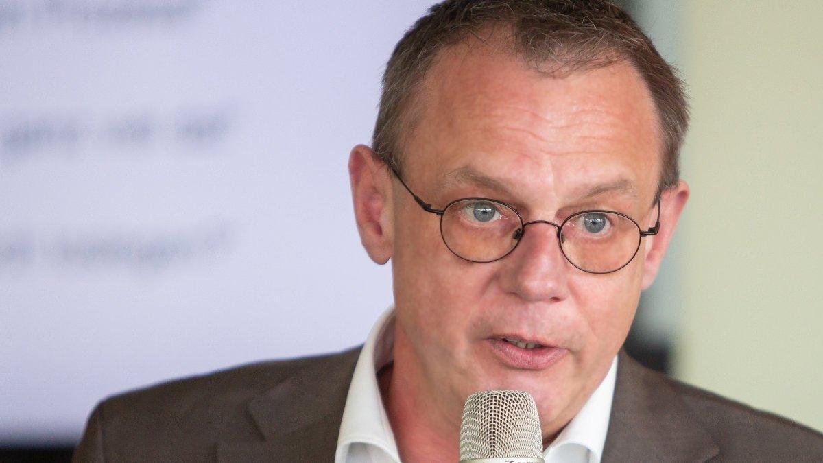 Martin Erhardt wechselt zum Steinbeis Transferzentrum