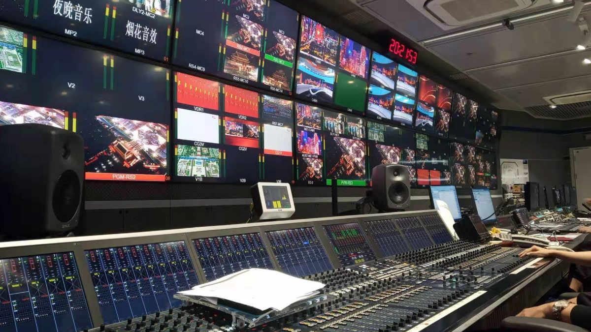 Stage Tec stellt in Beijing riesiges NEXUS-Netzwerk bereit