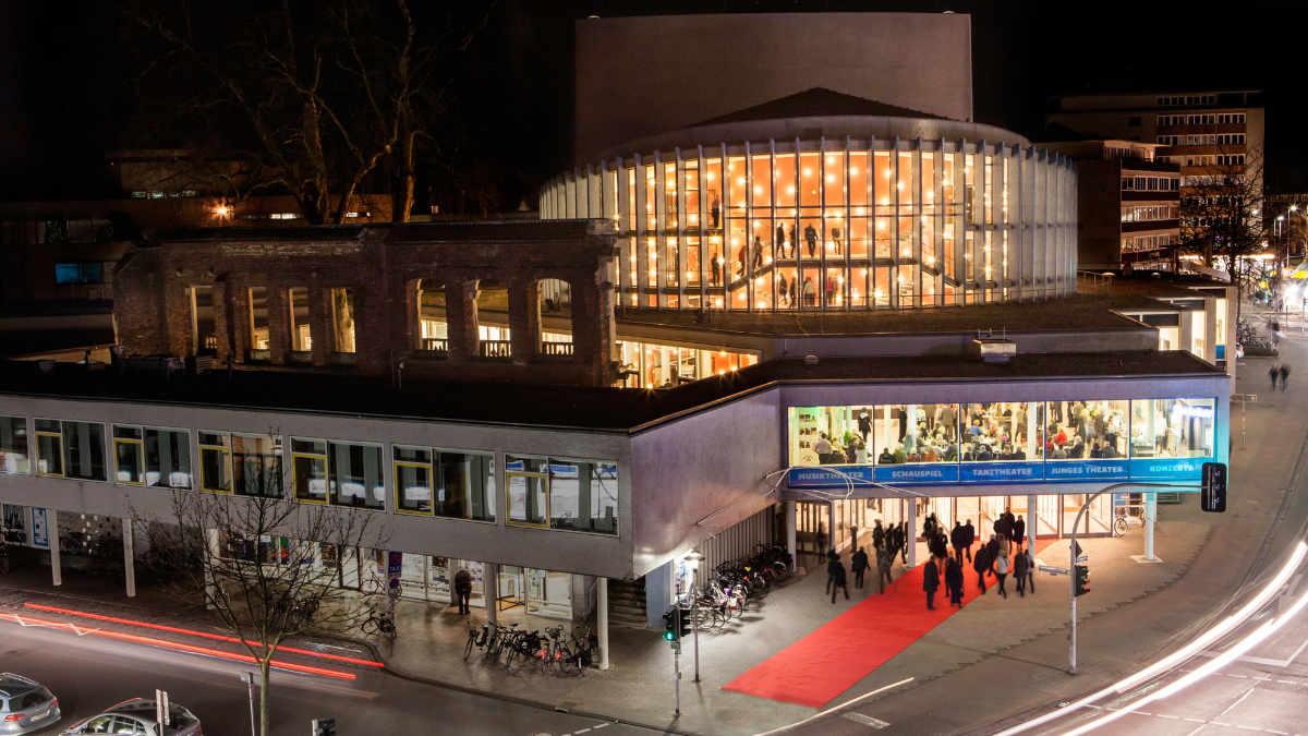 Zwei CRESCENDO-T für das Theater Münster