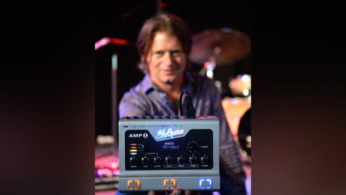 """RCF unterstützt die """"Fender Stratking of Europe"""" Thomas Blug Tour"""