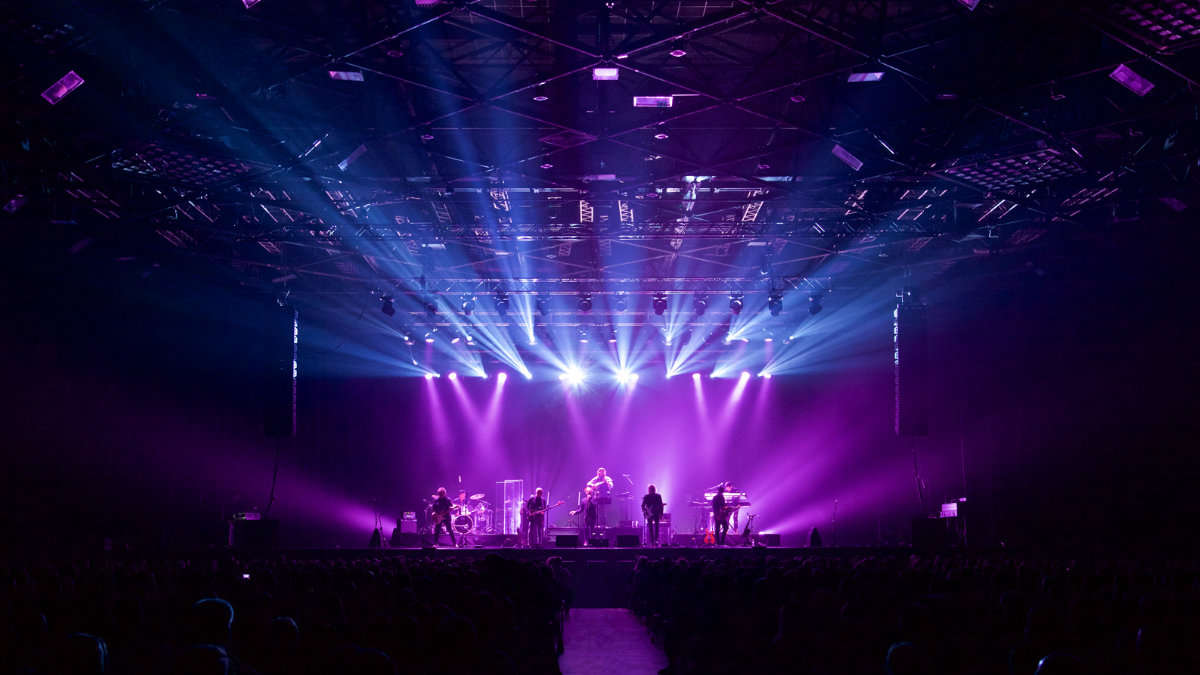 PM Blue und Alan Parsons Live Project touren mit Alcons Audio