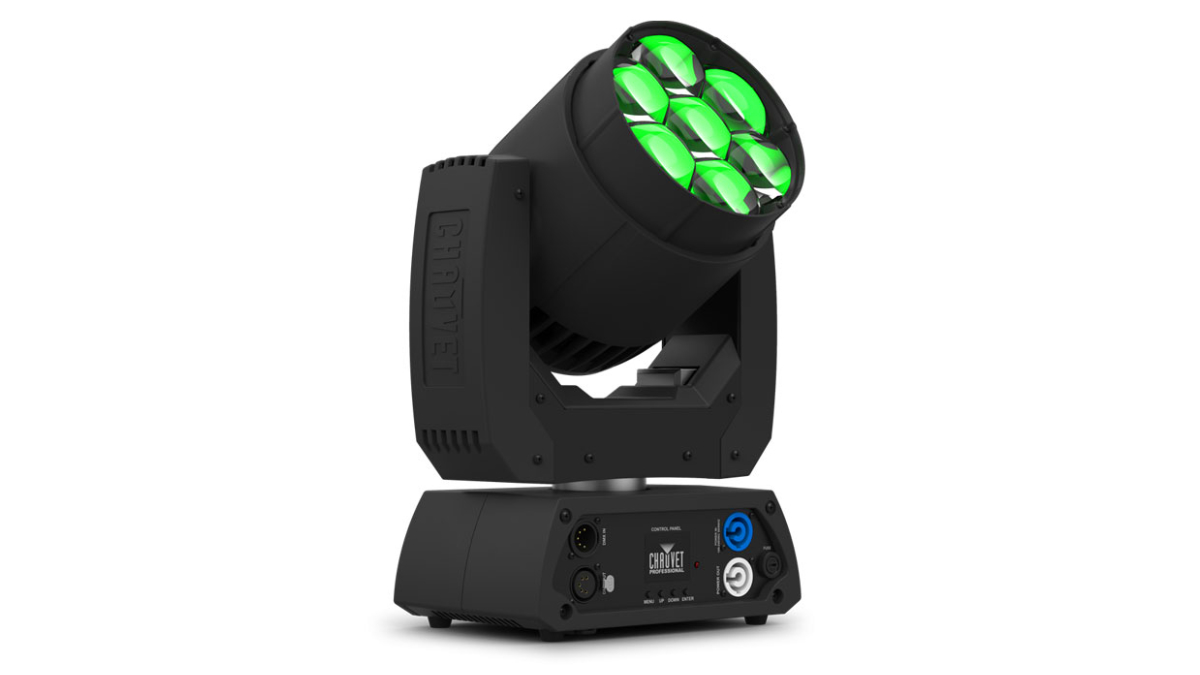 CHAUVET Professional  kündigt Rogue R1 BeamWash an