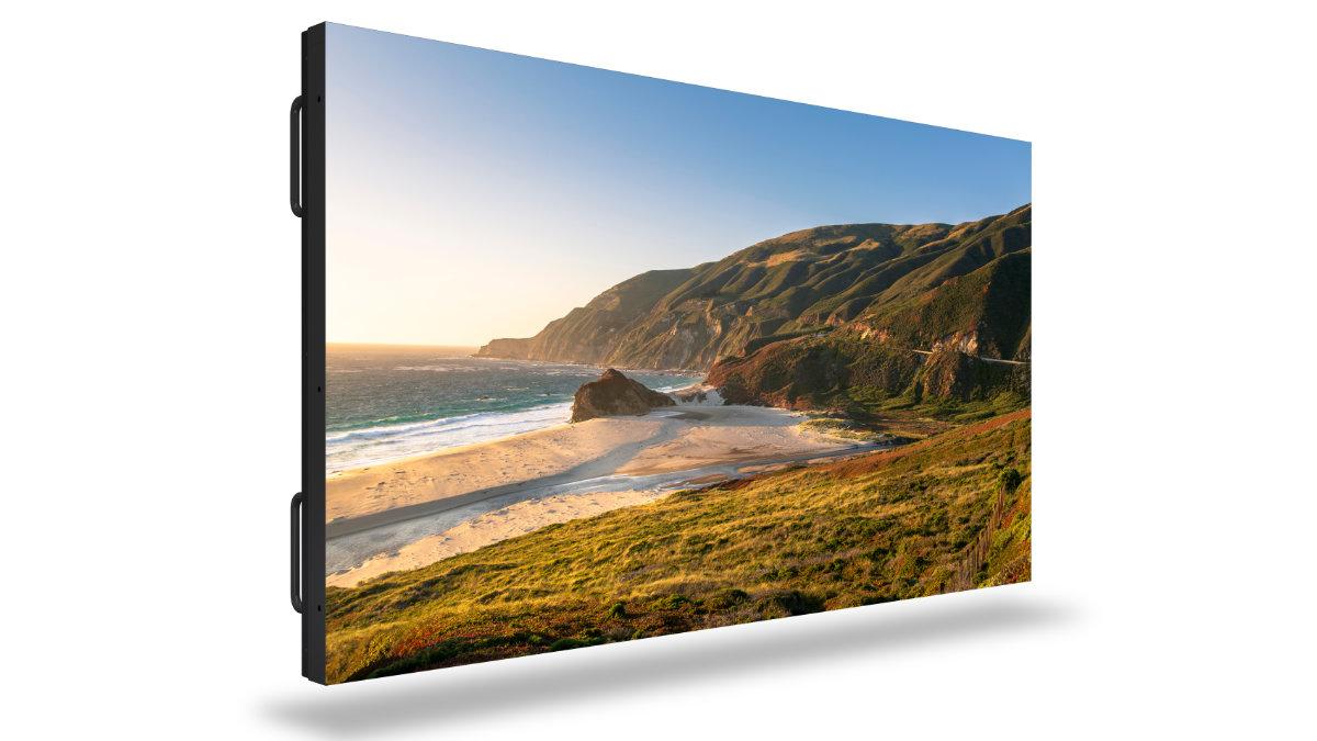 Christie erweitert LCD-Produktpalette um 55 und 98 Zoll LCD-Displays