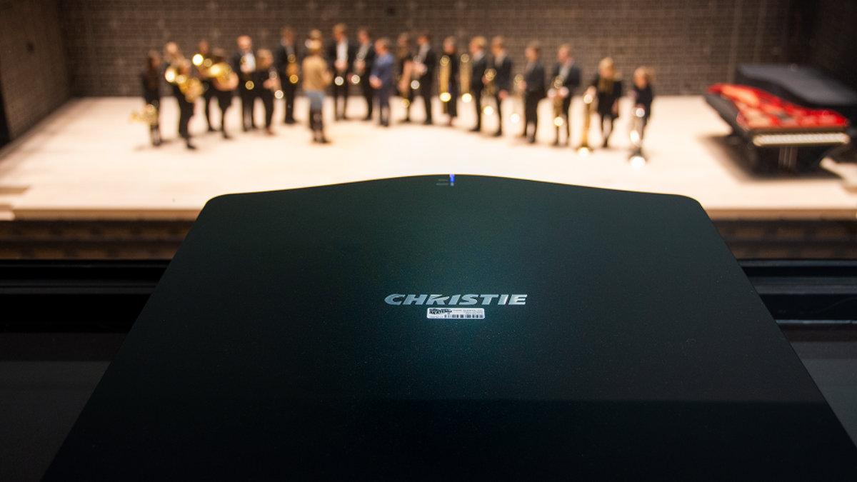 Electro Waves installiert Christie Laserprojektoren in der Helsinki University of Arts