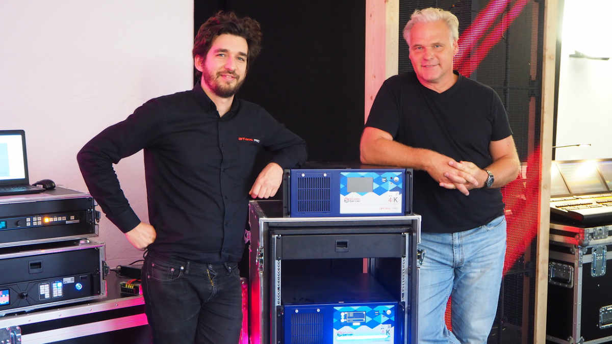 Entertainment Technology Concepts investiert in Medienserver von ArKaos