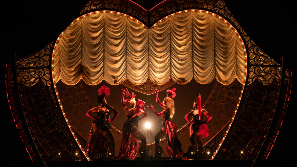 "ETC und High End Systems bei ""Moulin Rouge! The Musical"""