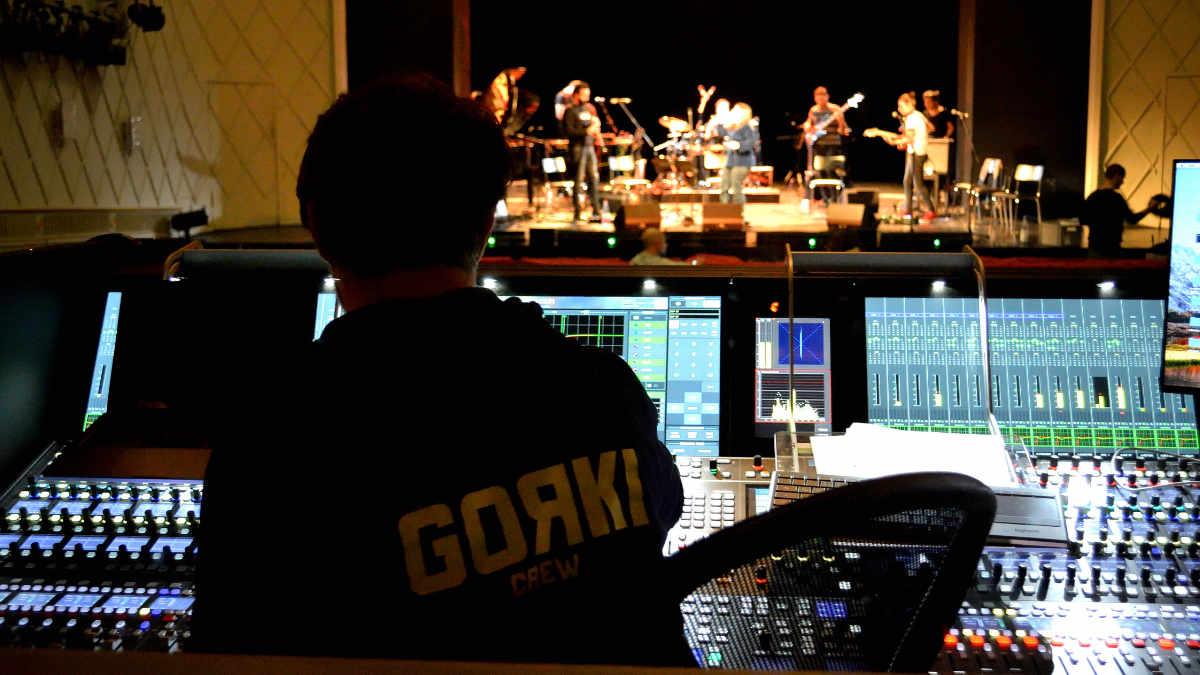 Das Maxim Gorki Theater setzt auf Lawo IP-Audiotechnologie